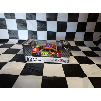 Kyle Busch # 18 M&M'S Halloween 2019 Camry L.E. Action 1:64 scale