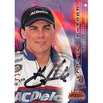 Kevin Harvick autographed Trading Card (Auto Racing, NASCAR, SC) 2000 Maxx Rookie Futures #63 – Autographed NASCAR Cards