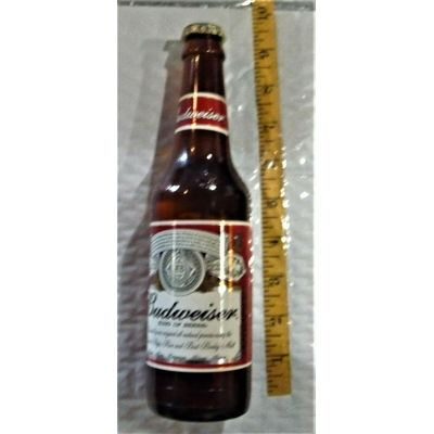 NASCAR Bud Racing collectible Dale Earnhardt, Jr. # 8 Stock Car In A Bottle 1/64