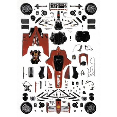 The Science of F1 Design: Expert analysis of the anatomy of the moderen Grand Prix car