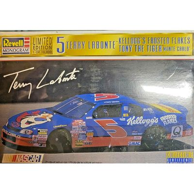 Revell #5 Terry Labonte Kellogg's Frosted Flakes Tony The Tiger Model Kit