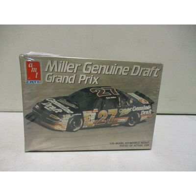 AMT Rusty Wallace Miller Genuine Draft Grand Prix 1/25 8/31