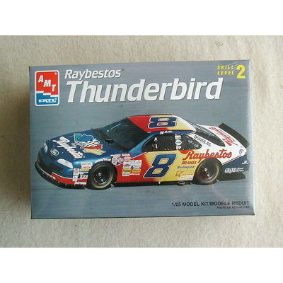 FACTORY SEALED AMT/Ertl Jeff Burton #8 Raybestos Thunderbird #8191