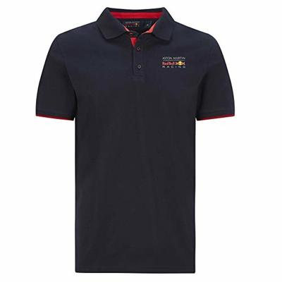 Red Bull Racing F1 Men's Classic Polo in Navy (L)