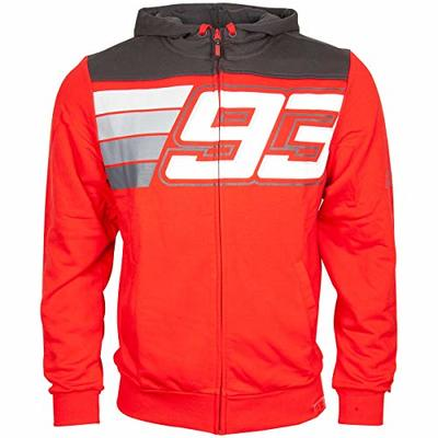Marc Marquez Hoodie 93 Graphic Big Ant Red MotoGP Official 2020