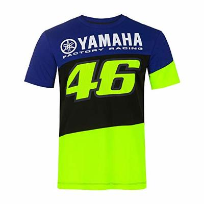 Valentino Rossi T-Shirt VR46 MotoGP M1 Factory Racing Team Official 2022