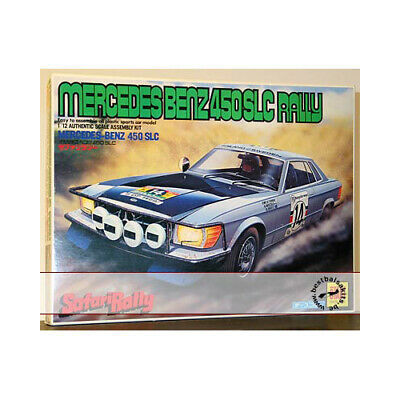 OTAKI 1/12 MERCEDES BENZ SLC450 SAFARI RALLY 1979 MICCOLA HARTZ