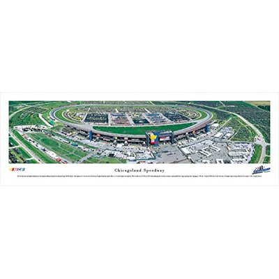 Chicagoland Speedway – Blakeway Panoramas Unframed NASCAR Posters