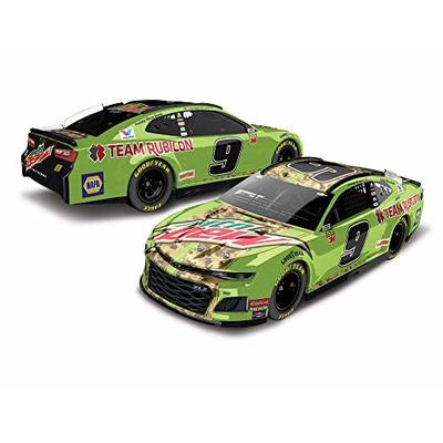 Lionel Racing NASCAR Chase Elliott Officially Licensed Diecast Car Mountain Dew 2019, 1:24 Scale
