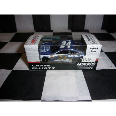 Chase Elliott #2 Kelly Blue Book 2017 SS NASCAR Action 1:64 scale C241765KECL