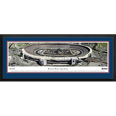 Bristol Motor Speedway – Blakeway Panoramas NASCAR Posters with Deluxe Frame