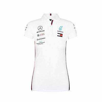 Mercedes-AMG Petronas Motorsport 2019 F1 Women's Team Polo Shirt White (L)