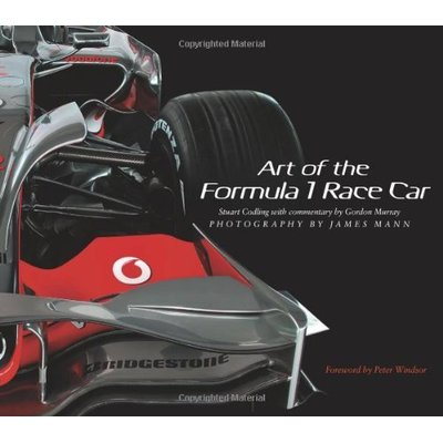 Art of the Formula One Race Car by Stuart Codling (Illustrated, 1 Mar 2010) Hardcover