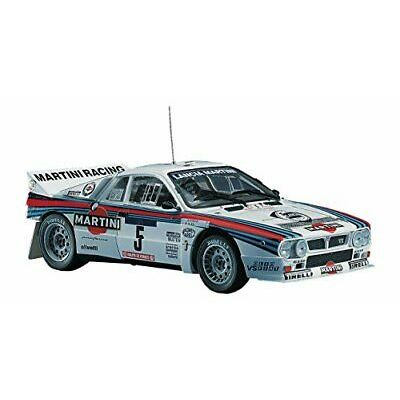 Hasegawa 1/24 Ranchia 037 rally 1984 Tour de Col slurry winner Plastic CR30