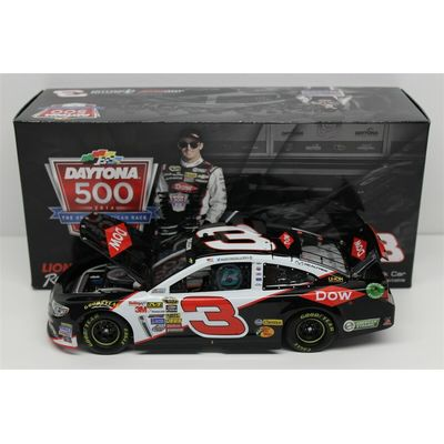Austin Dillon 2014 Dow Daytona 500 Pole Win 1:24 1608 Made Free Shipping